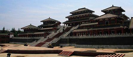 国之精粹——中式建筑图片